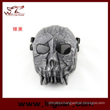 Military DC-01 Troop Skull Tactical Mask Half Face Mask for Airsoft